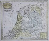 HOLLAND THE SEVEN UNITED PROVINCES