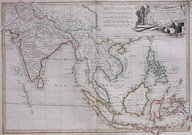 INDIA & THE EAST INDIES