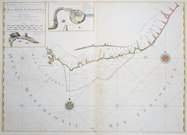 SOUTH AFRICA SEA CHART RARE