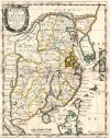 SANSON'S EARLY MAP OF CHINA   1652