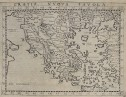 RUSCELLI'S EARLY MAP OF GREECE