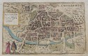 LASOR'S SMALL MAP OF CAMBRIDGE