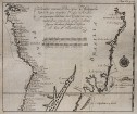 RENNEVILLE's MAP OF BRAZIL AND PERU