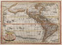 JANSSON  GOOS MAP OF THE AMERICAS