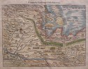 MUNSTER'S EARLY MAP OF SLOVENIA CROATIA  AUSTRIA