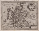 SCOTLAND  MERCATOR / HONDIUS