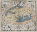 MUNSTER'S PTOLEMAIC WORLD MAP