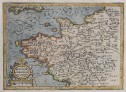 BRITANNY & NORMANDY  MERCATOR  ATLAS MINOR