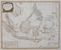 VAUGONDY'S LARGE MAP OF THE EAST INDIES
