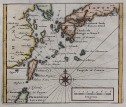 MOLL'S MAP OF EMPIRE OF JAPAN