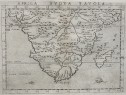 RUSCELLI MAP OF SOUTHERN AFRICA