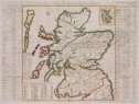 CHATELAIN FOLIO MAP OF SCOTLAND