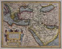 TURKISH EMPIRE  MERCATOR HONDIUS   MARE ELCATIF  FOR GuLF