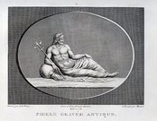 PIERRE GRAVEE ANTIQUE